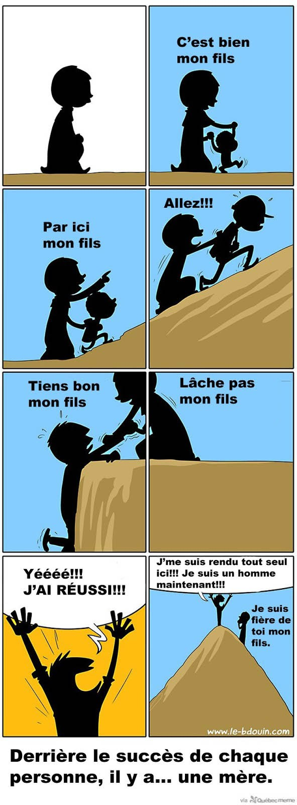 La mre, le fils et une histoire vraie - Le Parisien